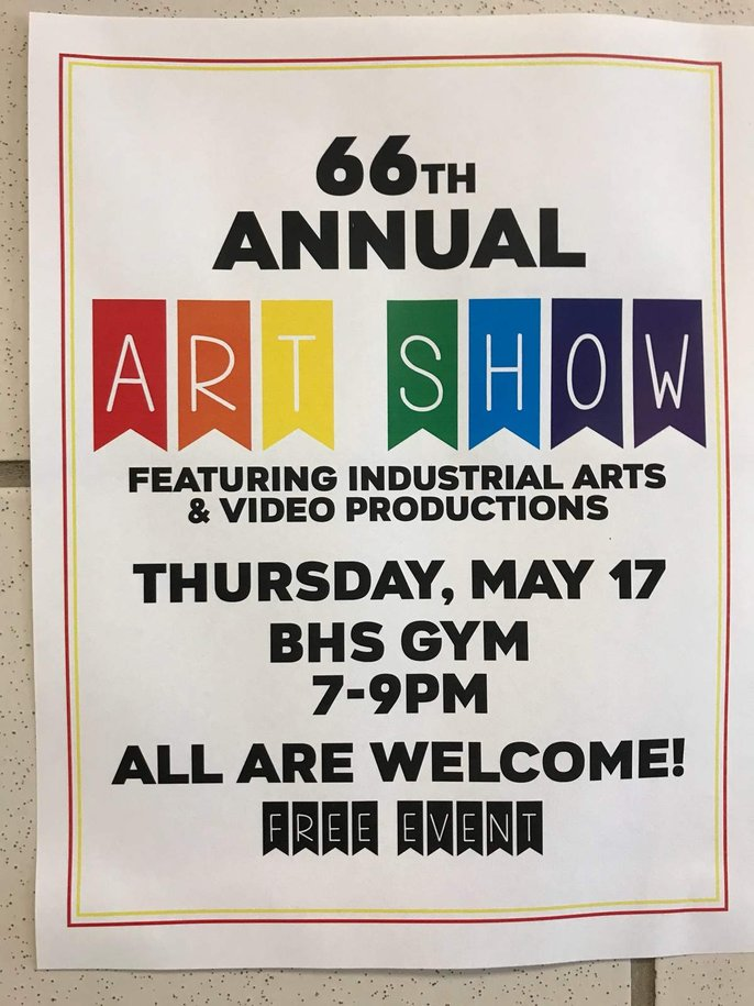 66TH ANNUAL ART SHOW