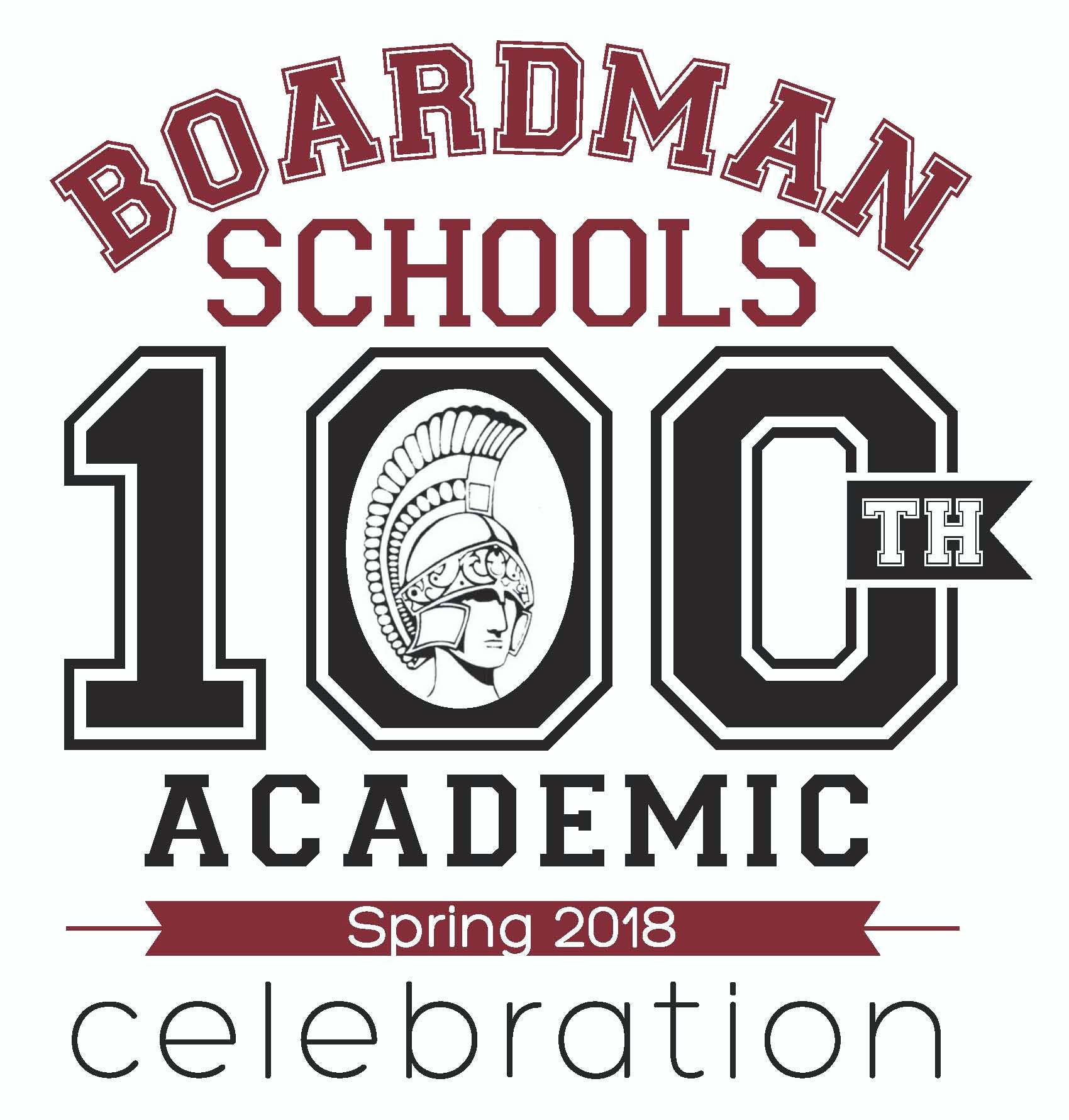 100th anniversary celebration of academics