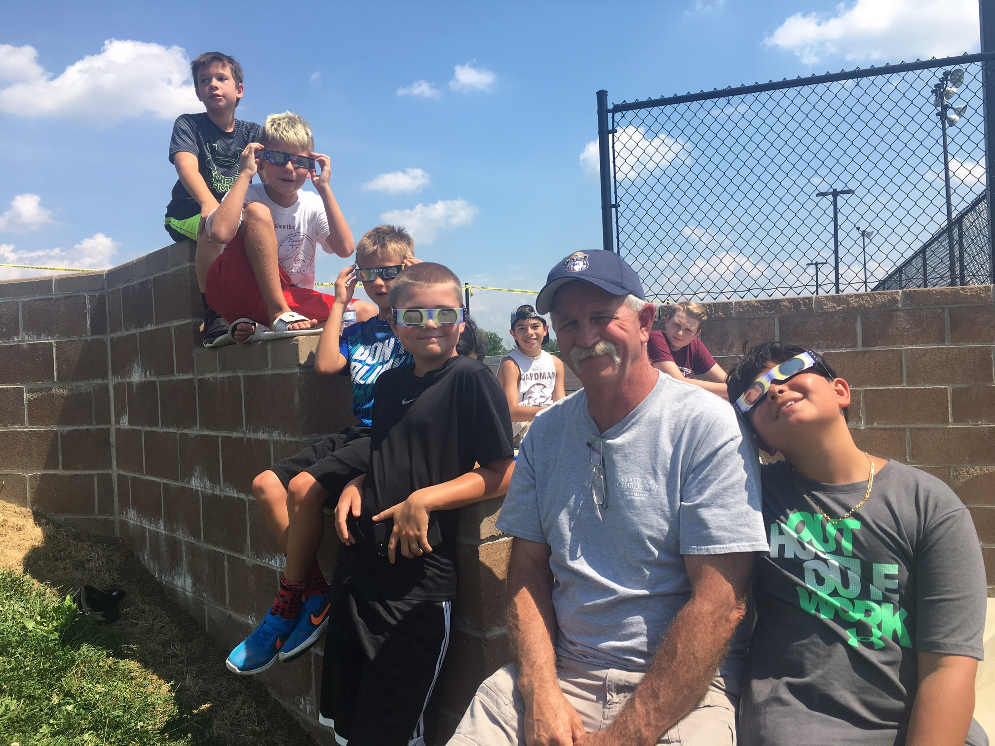 Eclipse Event at Spartan Stadium