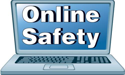 online safety graphic