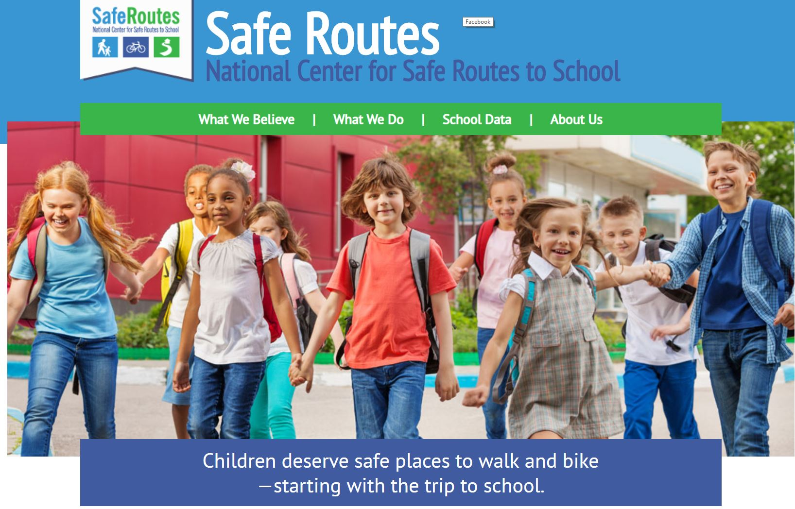 SAFE ROUTES TO SCHOOLS GRAPHIC