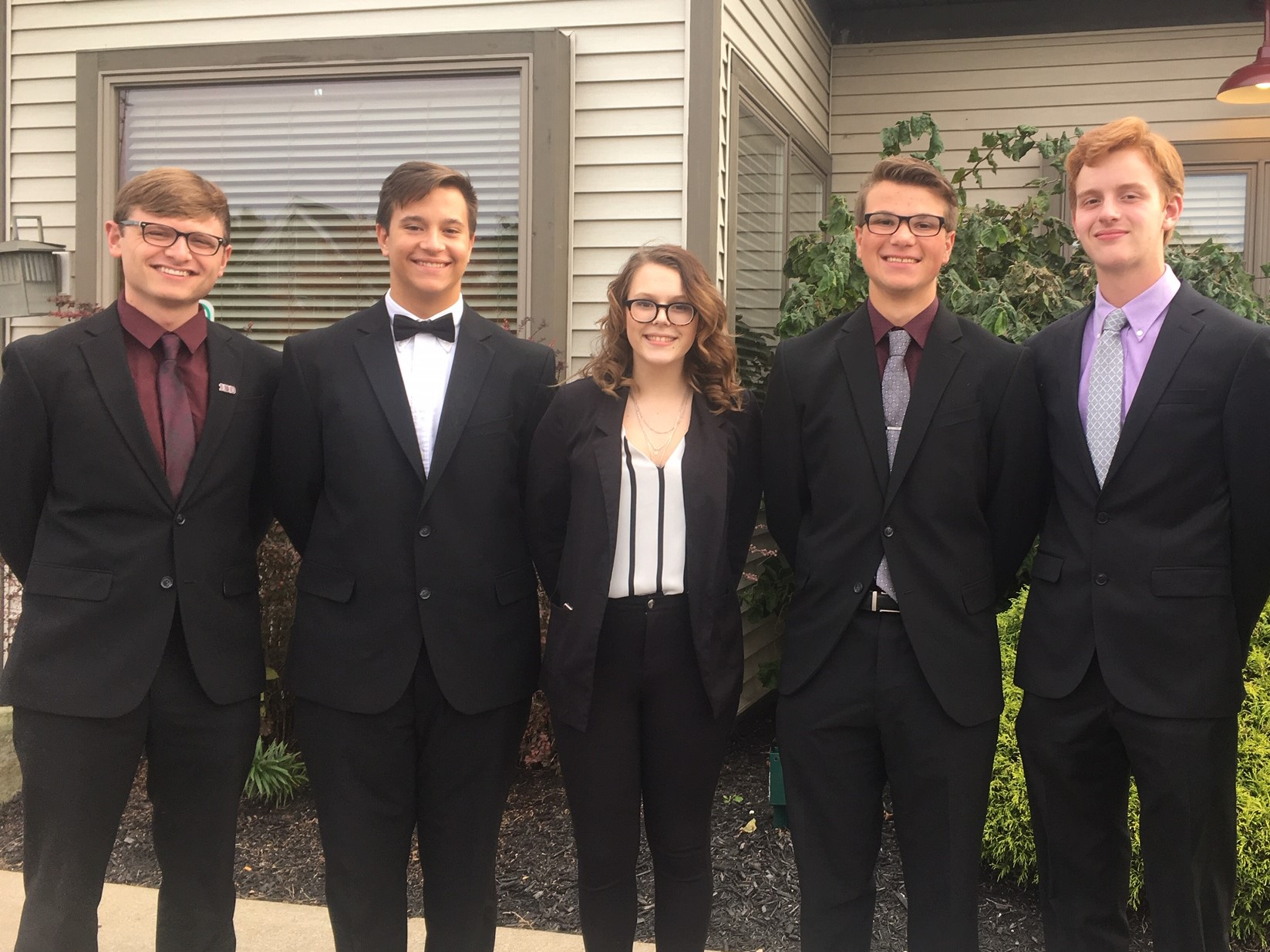 Mr. Clones, James Valentin, Megan Frye, Matthew Wellton, SAm Holter
